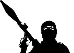 Terrorist RPG Silhouette