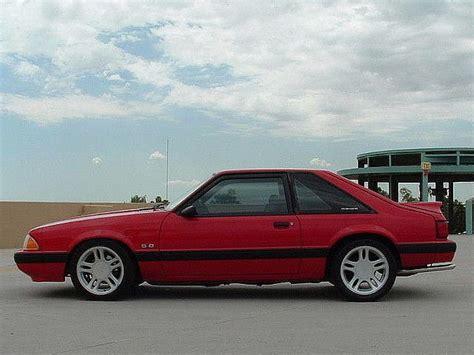 1991 Mustang Lx Hatchback