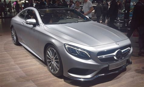 Mercedes Class by Mercedes S Class C217