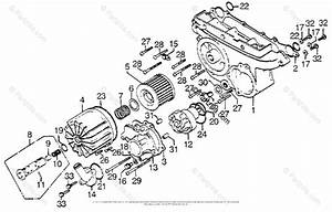 Honda Motorcycle 1976 Oem Parts Diagram For Transmission