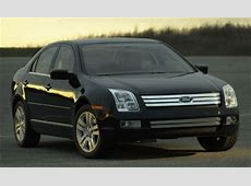 2006 Ford Fusion Review