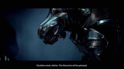 Arbiter Vs Sgt. Johnson (cutscene) Hd