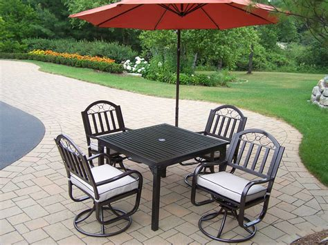 Oakland Living Rochester Wrought Iron 6 Pc Swivel Dining. Sale Patio Bistro Sets. Ideas For Laying A Patio. Deck And Patio Photos. Patio Furniture Store Rockville Md. Replacement Feet For Patio Swing. Patio Furniture Durban Gumtree. Counter Height Patio Table And Chairs. Outdoor Furniture Clearance Usa