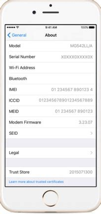 iphone 5 serial number how to find iphone 6 phone sim card and serial numbers 2016