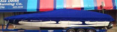 Sunbrella Boat Covers by Delta Tent Awning Company Awnings Tents Tarps