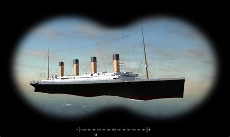 pictures of titanic in ship simulator 2008