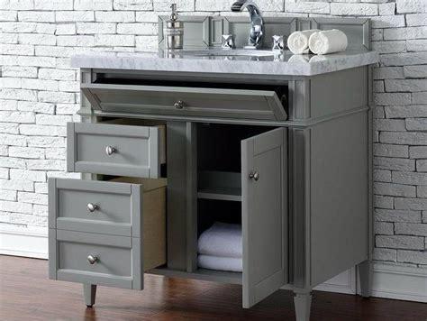 36 Vanities For Small Bathrooms by 36 Quot Single Bathroom Vanity Gray 1020 N