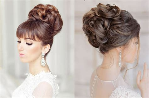 wedding hairstyles   hair colors