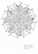 Coloring Pages Mustard Adult Colouring Grown Ups Forest Books sketch template