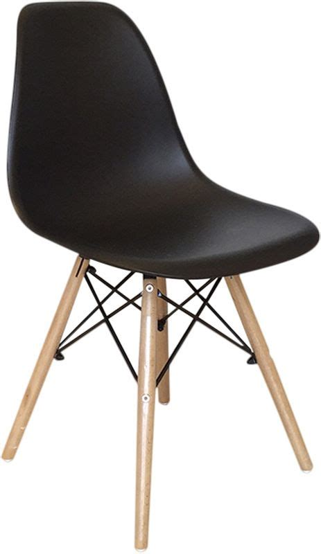 chaise noir et bois 1000 idées sur le thème chaises en métal sur