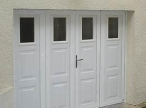 Porte De Garage 4 Vantaux : porte de garage basculante lectrique haut de gamme ~ Dallasstarsshop.com Idées de Décoration