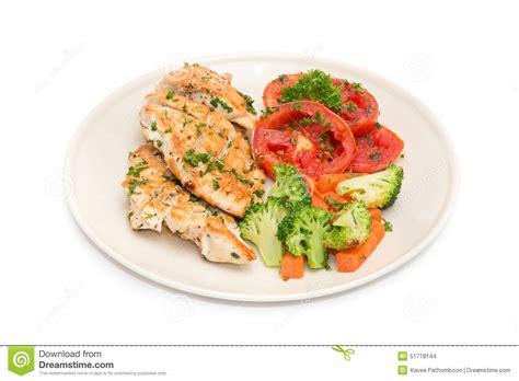 cuisine clea diet food clean chicken steak with grilled