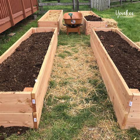 Hugelkultur Raised Beds by How To Build Hugelkultur Raised Garden Beds Yankee Homestead