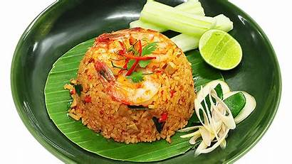 Rice Fried Thai Yum Kao Nara Cuisine