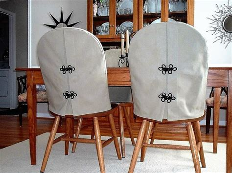 fitted  slipcovers  soften windsor chairs custom