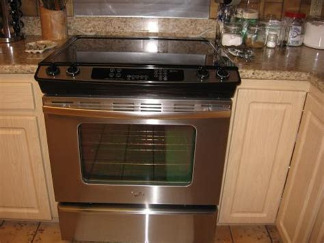 Whirlpool Slide In Stove Doubtful Gold 4 5 Cu Ft Electric Range With Self Home Interior 18 Clean Gas Stove Grates Ammonia Fridge And Set Canada Flue Pipe For Wood Burning Stoves Castleton Review Lennox Winslow Pellet Parts How To Make A Double Barrel Aarrow Empire Reviews
