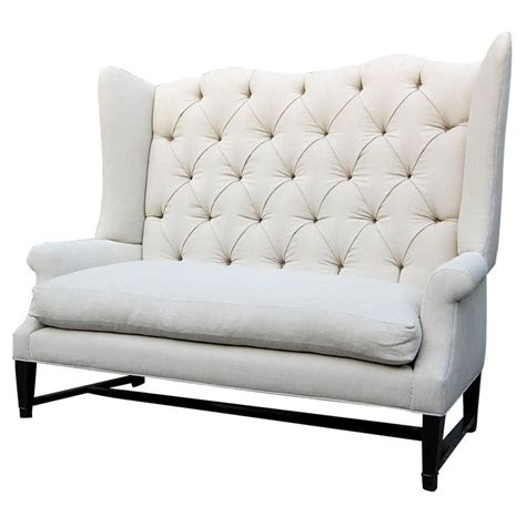 Wing Back Sofa For Sale At 1stdibs