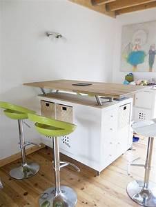 Ilot Bar Cuisine : 25 best bar de cuisine ideas on pinterest table bar cuisine bar cuisine ikea and table de ~ Preciouscoupons.com Idées de Décoration
