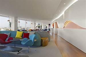 Virgin Atlantic LAX Clubhouse — SLADE ARCHITECTURE