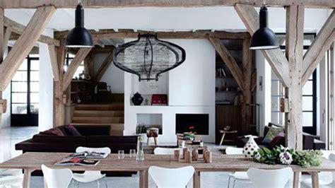 Decoration Pour La Maison by D 233 Co Maison Poutre