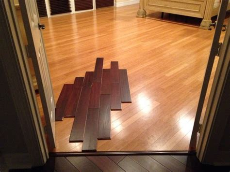 how do you lay hardwood floors which direction to lay wood floors