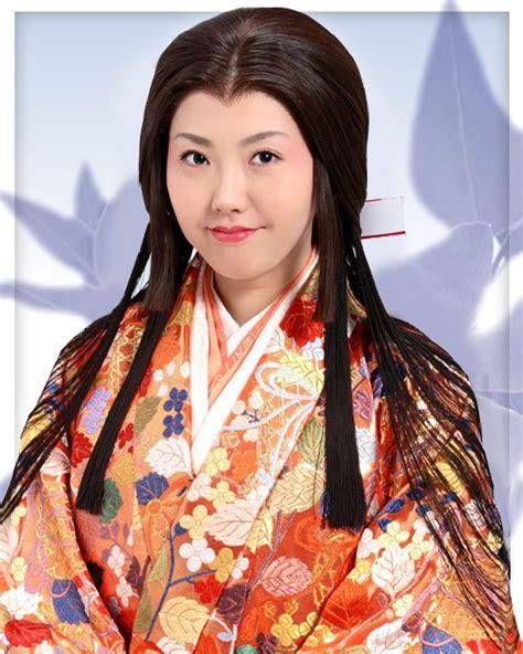 japan momoyama period suihatsu style  daimyo princess
