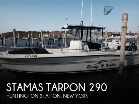 Stamas Boats For Sale by Stamas 290 Tarpon Boats For Sale