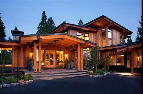 Haus Mit Sehr Natürlichen