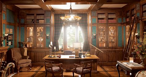 empty nest conversions create  home office