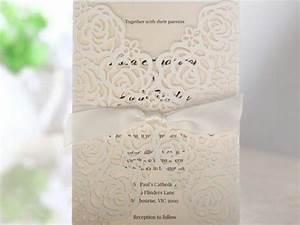 victorian lace laser cut wrap wedding invitation sample With wedding invitations wrapped in lace