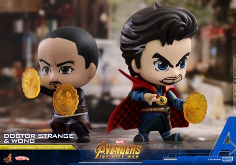 hot toys avengers infinity war cosbaby bobble