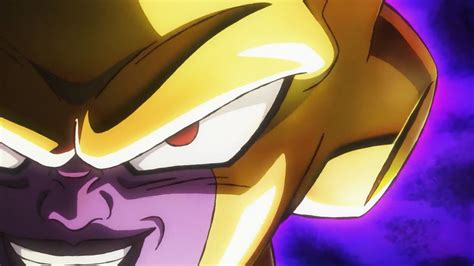 golden frieza dragon ball super broly