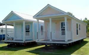 Small Mobile Home Cottages