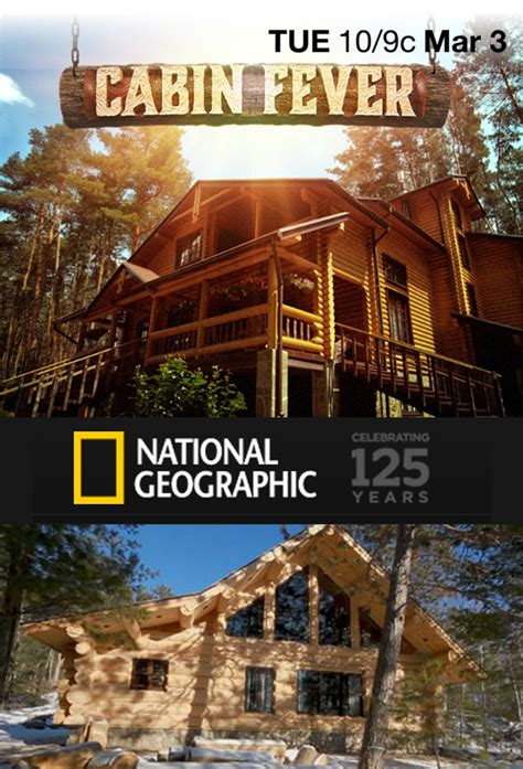 national geographic cabin fever brewster home