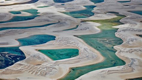 Bing Image Lençóis Maranhenses National Park In Brazil