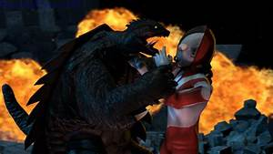 Ultraman Vs Gamera by GodzillaGamera07 on DeviantArt