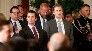 Trump sons tell New York Times they can avoid conflicts