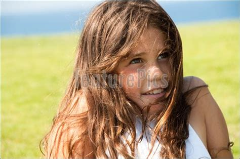 teenagers pretty teen girl outdoors stock image