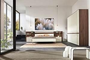 Tv Im Schlafzimmer : h lsta schlafzimmer programm lunis m bel h bner ~ Markanthonyermac.com Haus und Dekorationen