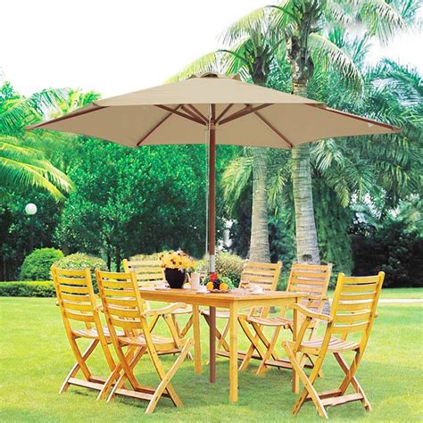 8ft 6 Ribs Patio Wood Umbrella Wooden Pole Outdoor Garden. Porch Glider Swing Replacement Canopy. Outdoor Furniture Jupiter Florida. Red Patio Furniture Uk. Patio Table Adjustable Feet. Discount Patio Furniture Sectional. Ebay Patio Furniture Used. Compex Patio Furniture Parts. Patio Furniture For Sale In Atlanta