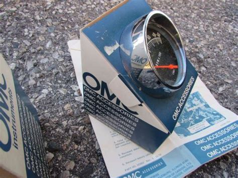 Boat Motor Repair Woodstock Ontario by Purchase Omc Tachometer Evinrude Or Johnson Outboard Motor