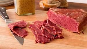 How To Make Corned Beef Brisket From Scratch
