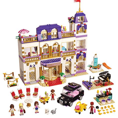 Lego Friends Summer 2015 Official Box Art Images
