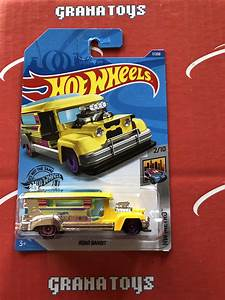 Road Bandit #7 Yellow Metro 2020 Hot Wheels Case A - Grana ...