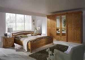 Schlafzimmer Komplett Holz : holz schlafzimmer ~ Indierocktalk.com Haus und Dekorationen