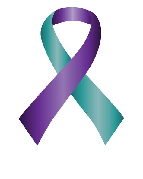 prevention color prevention ribbon lengkap