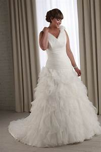 wedding dresses for full figured women update april With full figured women wedding dresses
