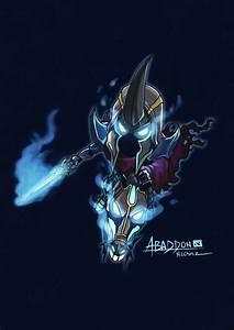 Abaddon Dota 2 by n2c on DeviantArt