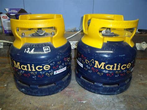 vends 2 bouteilles gaz clasf