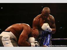 PHOTOS Dillian Whyte stops Dereck Chisora via brutal KO